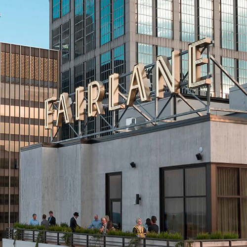 Fairlane Luxury Apartments