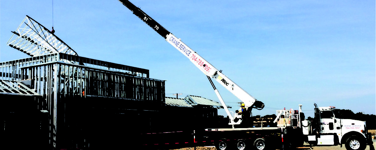 Rite Lite crane operating during covid-19