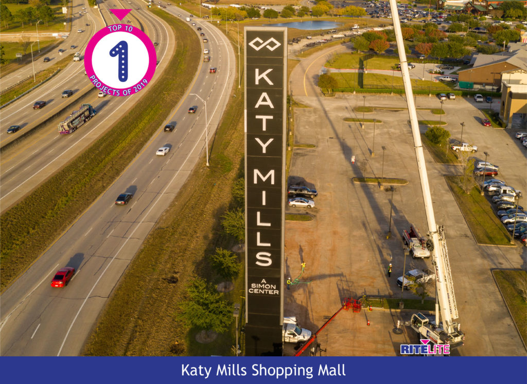 Rite Lite's Katy Mills Mall Project