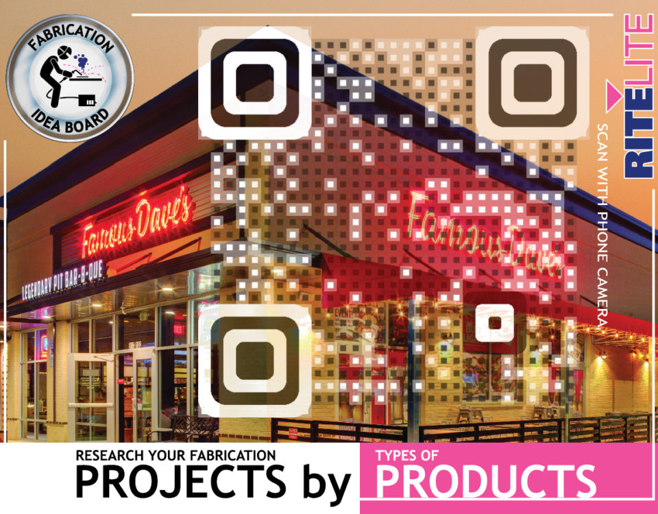 QR Code of Rite Lite Sign's project board
